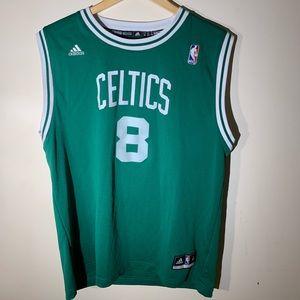 RARE Celtics Jeff Green Revolution Large Jersey